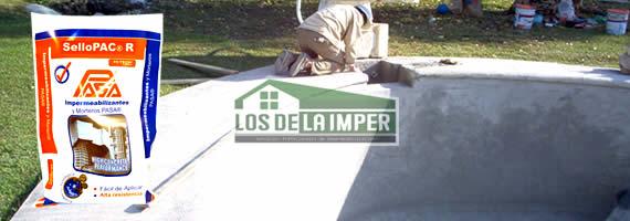 Impermeabilizantes cementosos
