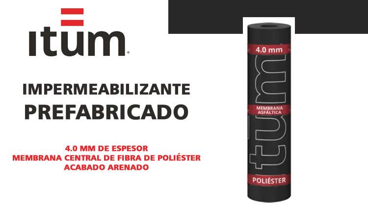 ITUM 40 FP Arenado